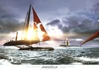 AC Bridge Race I Fine Art Print