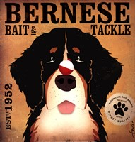 Bernese Bait & Tackle Fine Art Print