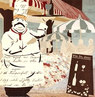 Vin Du Jour Fine Art Print