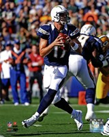 Philip Rivers 2012 Action Fine Art Print