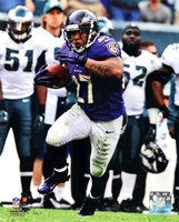 Ray Rice 2012 Action Fine Art Print