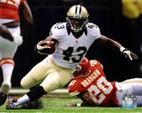 Darren Sproles 2012 Action Fine Art Print
