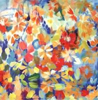Garden Twinkle Fine Art Print