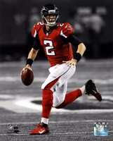 Matt Ryan 2012 Spotlight Action Framed Print