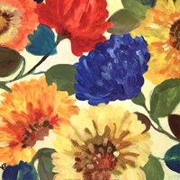 Passion Flowers II Fine Art Print