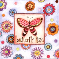 Butterfly Kisses Fine Art Print