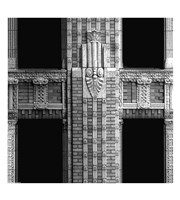 Architectural Detail No. 52 Fine Art Print
