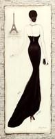 Elegance Diva I Framed Print