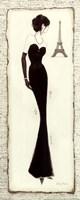 Elegance Diva II Framed Print