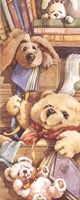 Teddy Bear Sleepytime Fine Art Print
