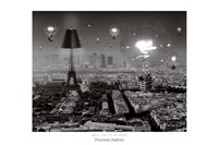 Paris, The City of Lights Fine Art Print