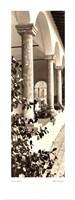 Portico, Toscana Fine Art Print