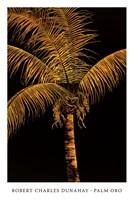 Palm Oro Fine Art Print
