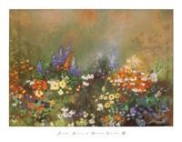 Meadow Garden III Fine Art Print