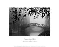 Cambridge Mist Framed Print