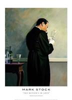The Butler's in Love Fine Art Print