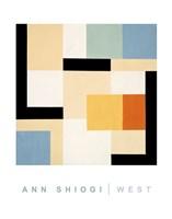 West Fine Art Print