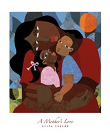A Mother's Love Fine Art Print