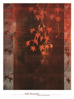 Fall Festival Fine Art Print