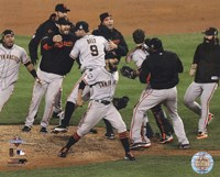 The San Francisco Giants Winning Game 4 of the 2012 World Series Fine Art Print