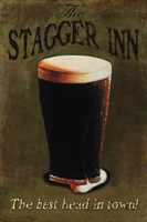 Stagger Inn Fine Art Print