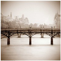 Le Pont Fine Art Print