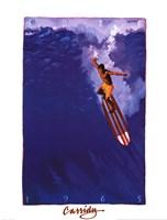 Surf 65 Fine Art Print