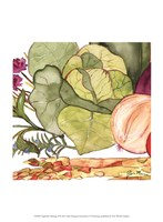 Vegetable Melange II Fine Art Print