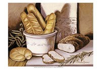 Bread Study Fine Art Print