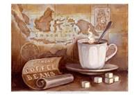 Finest Coffee Beans Fine Art Print