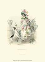 Le Fleur AnimT IV Fine Art Print