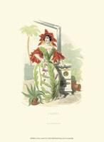 Le Fleur AnimT VI Fine Art Print