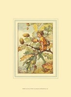 The Acorn Fairy Fine Art Print