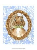 Teacher's Pet - Squirrel Framed Print