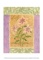Sweet Lily Fine Art Print