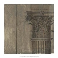 Decorative Elegance VIII Fine Art Print