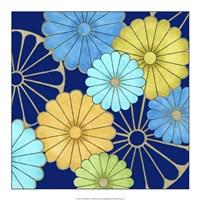 Floral Confetti IV Framed Print