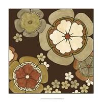 Neutral Sari II Framed Print