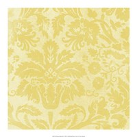 Damask Detail I Fine Art Print