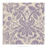 Damask Detail VI Fine Art Print