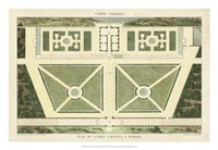 Plan du Casino Colonna, A Marino Fine Art Print