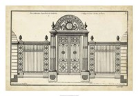 Neufforge Gate IV Fine Art Print