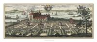 Dahlberg Swedish Estate I Fine Art Print