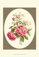Antique Bouquet I Fine Art Print