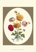 Antique Bouquet III Fine Art Print