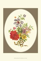 Antique Bouquet IV Fine Art Print