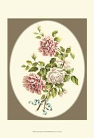 Antique Bouquet V Fine Art Print