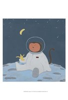 Monkeys in Space IV Fine Art Print