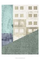 Uptown I Fine Art Print