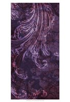 Grape Tart I Fine Art Print